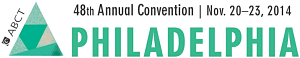 logo for 48th annual ABCT conference