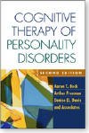 book cover of cognitive therapy of personality disorders 2nd edition