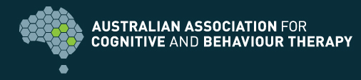 logo for australian association cbt