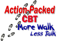 logo for action packed cbt workshop