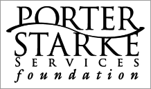 logo for Porter-Starke Services Foundation