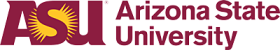 logo for arizona state university