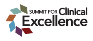 logo for summit for clinical excellence