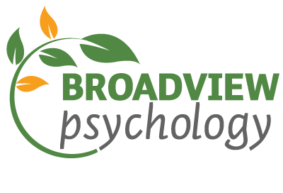 logo for broadview psychology