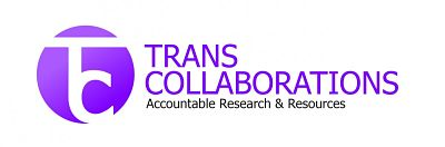 logo for trans collaborations