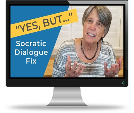 screenshot from yes but socratic dialogue fix
