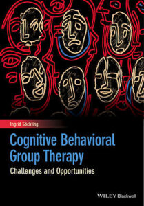 cognitive behavioral group therapy book cover