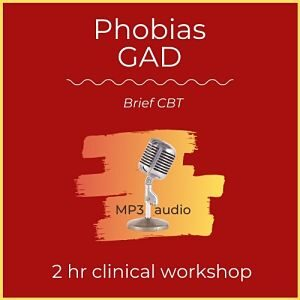 cover art for phobias and gad mp3 audio
