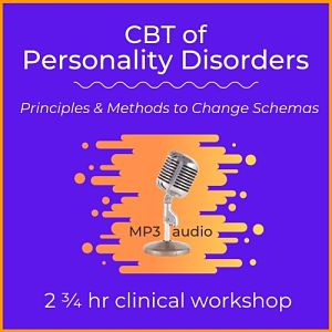 mp3 audio cover art for cbt of personality disorders