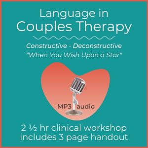 mp3 audio cover art for language in couples therapy