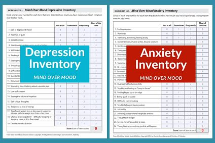 Read more about the article Are there norms for Mind Over Mood Depression & Anxiety Inventories?